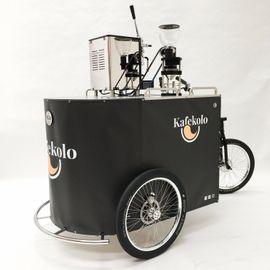 Gastronomie, Ladeneinrichtung - Imbisswagen Kaffee Fahrrad mobiles Café