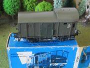 Märklin H0 4600 -Güterzug-Gepäckwagen DB