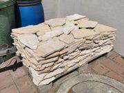 Natursteinplatten Polygonalplatten Bruchplatten für Terrasse