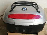 BMW- Topcase Hepco Becker inkl