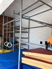 indoor Spielplatz Klettergerüst Kletterpark