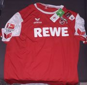 1 FC Köln Trikot Helmes