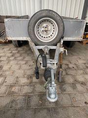 PKW-Anhänger - Westfalia - Tandem-Hänger