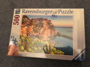 Puzzle OVP 500 Teile