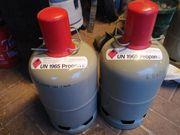 Propangas Flasche 5kg voll neu