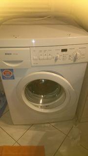 Waschmaschine Bosch mit Bullauge