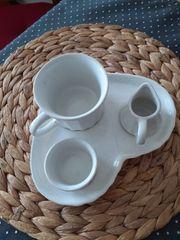 außergewöhnliches Espresso set