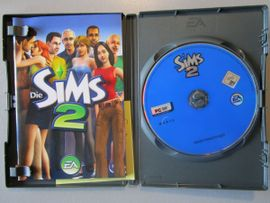 PC Gaming Sonstiges - Sims 2 PC DVD-ROM