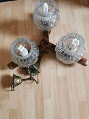 Holz Esszimmerlampe
