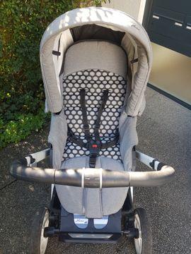 Kinderwagen - Kombi-Kinderwagen Hartan VIP Gts