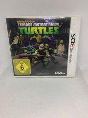 Ninja Turtles Nintendo 3DS