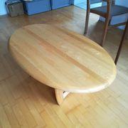 Wohnzimmer Tisch Vollholz