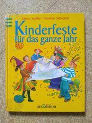 Buch Kinderfeste für das ganze