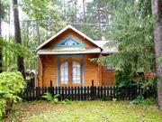 Holzhaus im Vogtland