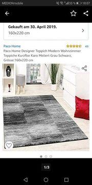 neuer Teppich OVP nie benutzt