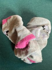 Biete Bilder und getragene Socken