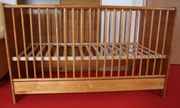 Kinderbett Holz Massiv