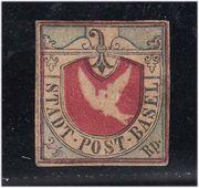 1845 Basler Taube Nr 8
