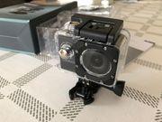 HD-Action-Cam DV-1212 V2 für Videos