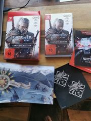 The Witcher Wild Hunt complete