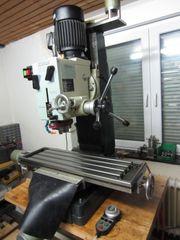 Optimum Opti F45 CNC Fräsmaschine