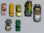 Matchbox Blech- Plastik- Spielzeugautos