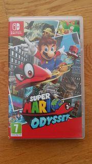 Super Mario Odyssey Spiel f