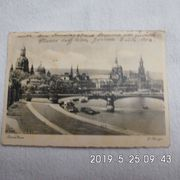 Karte Dresden 1943 mit A