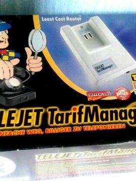 Telejet Tarif Manager