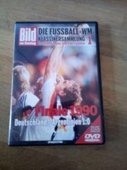 Fussball WM Finale 1990