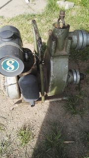 Sachs Wasserpumpe