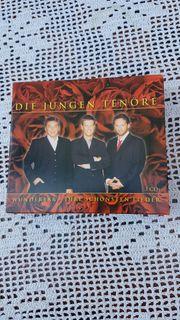 3 CD s Die jungen