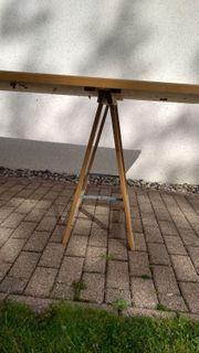 Platte für Modelleisenbahn inkl Standfüße