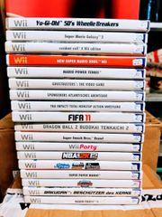 Nintendo Wii U Spiele Sammlung