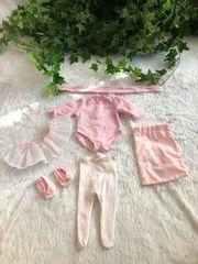Bezauberndes Baby Born Ballett Kostüm