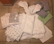 Bettset 2teilig Bettwäsche Kinderbett Spannbetttücher