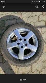 4x Sommerreifen Seat Ibiza VW