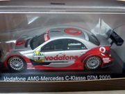 AMG-Mercedes C-Klasse DTM 2005 Modellauto