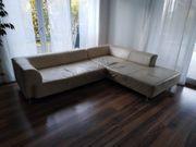 Leder Couch zu verschenken Montag