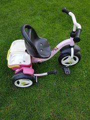 Kettler Dreirad für Mädchen