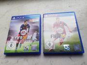 Ps4 Spiele Fifa 15 und