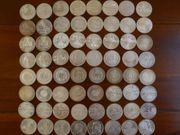 110 x 10EUR Münzen - alle