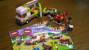 Lego Friends 3184 Wohnmobil mit