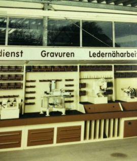 HARDO Schuhmacherei Schuhmachermaschine 12 Meter: Kleinanzeigen aus Köln Gremberghoven - Rubrik Produktionsmaschinen