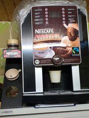 Büro Geschäft Nescafe Instantkaffeeautomat TOP