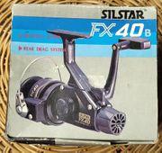 Angelrolle NEU Silstar FX40B NUR