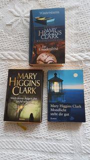 3 Gefühlvolle Spannungsromane von Mary