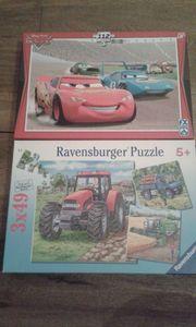 2 Kinderpuzzle für Alter 5
