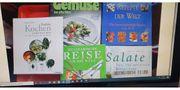 23 Kochbücher