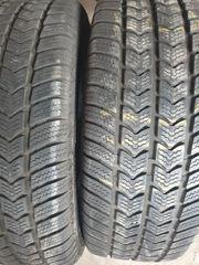 2 st gebrauchte Reifen Semperit